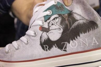 Tarazona Guerilla 305 sneaker