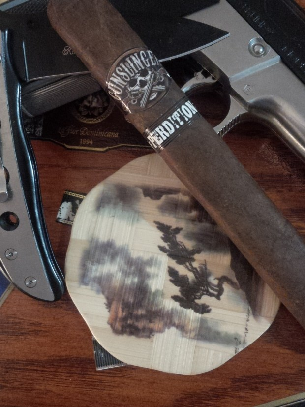 Gunslinger Cigars - Perdition