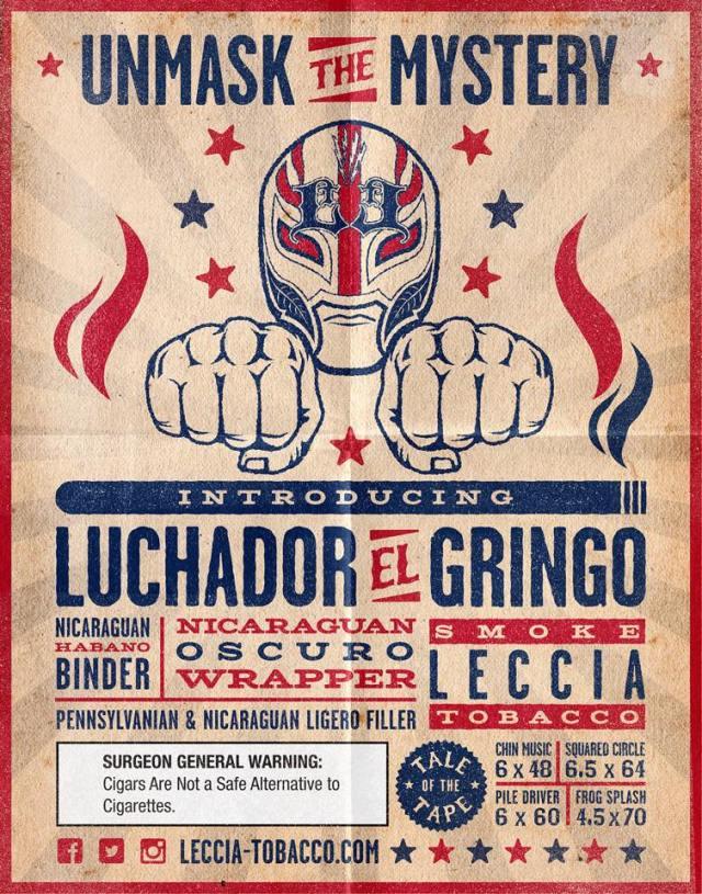Luchador El Gringo