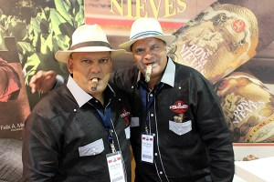 Felix Mesa and Pablo Romay