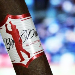 Big Papi Cigar by David Ortiz