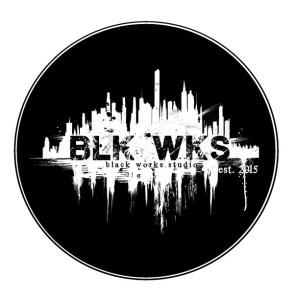 BLKWKS CIRCLE Logo