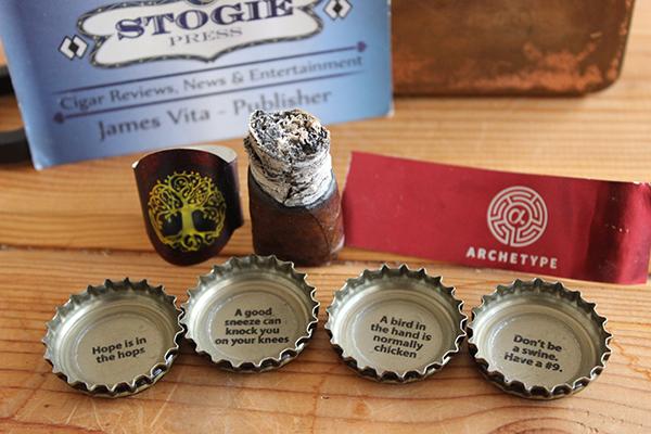 Ventura Cigars Archetype Axis Mundi