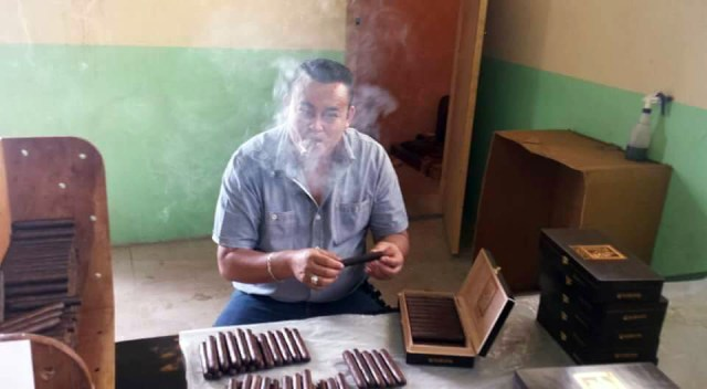 Karel Martinez ENKI Cigars