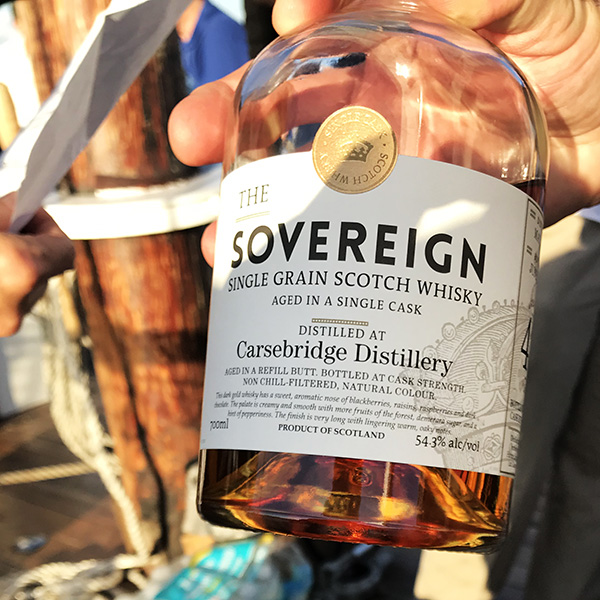 The Sovereign - Single Grain Scotch Whisky
