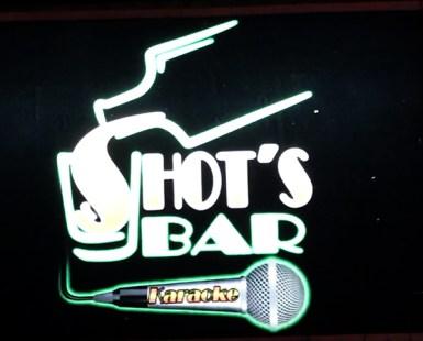 Shots Bar