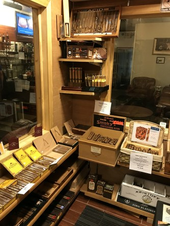 Livonia Cigar Bar
