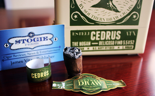 Southern Draw Cigars Cedrus - The Hogan