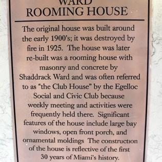 Ward Rooming House