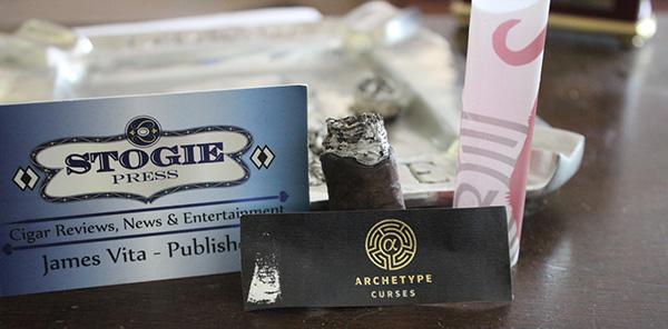 Ventura Cigars Archetype Mini Series Curses