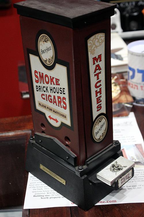 Conquistador Cigar Parlor