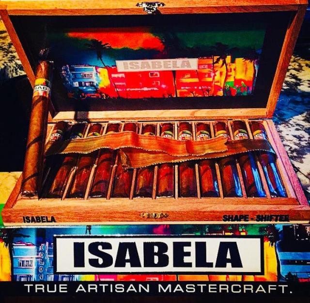 2018 ISABELA Shape-Shifter