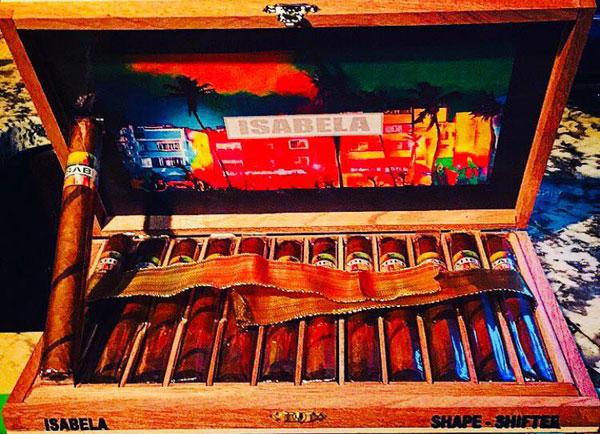 Isabela Cigars Shape Shifter