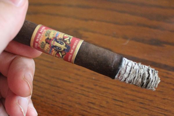Foundation Cigars Wise Man Maduro lancero