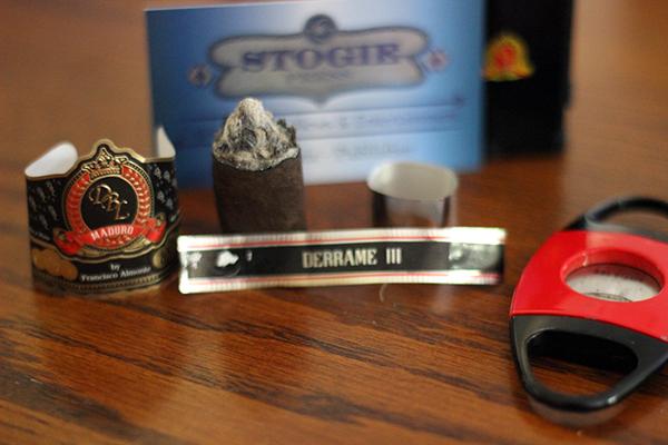 DBL Cigars Derrame III
