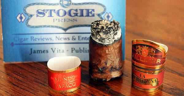 Villiger La Meridiana Boxed Pressed Toro