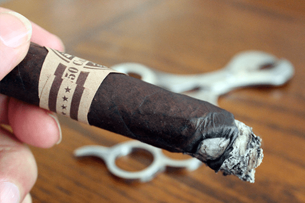 Warfighter Tobacco .50 Cal Field Maduro Double Corona