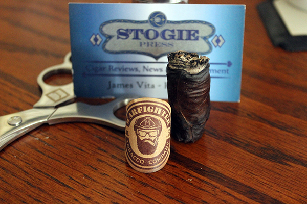 Warfighter Tobacco .50 Cal Field Maduro Double Corona