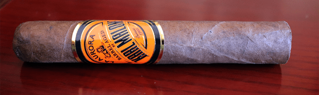 Karl Malone Barrel Aged by La Aurora Cigars