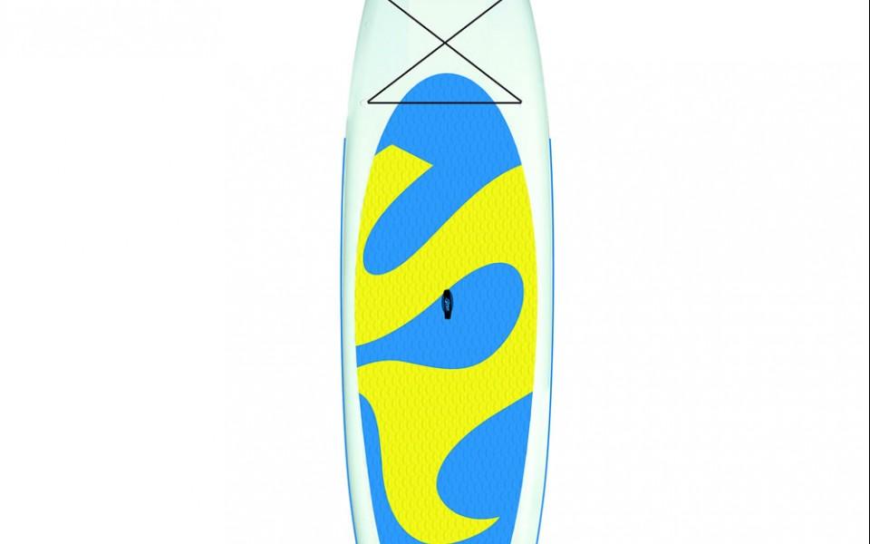 Snapper 9.6 PFT das Wildwasser SUP Board