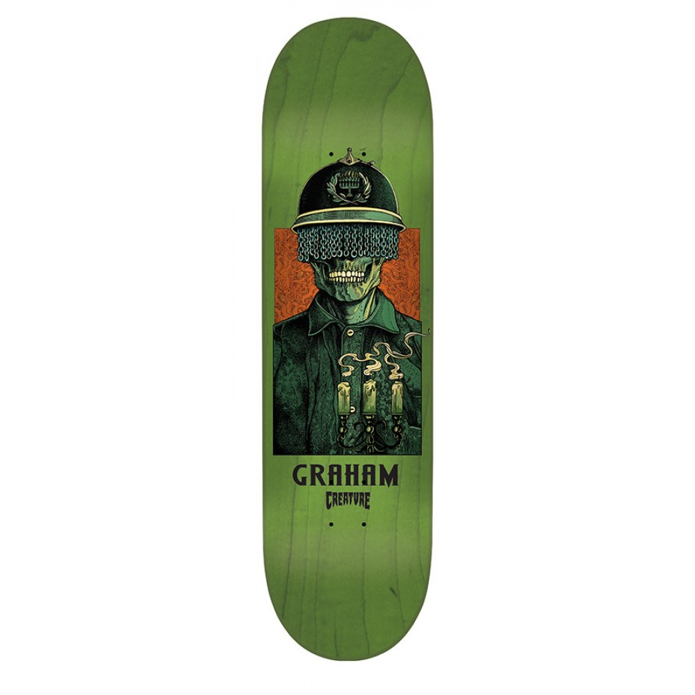 Creature Viscerous Graham Skateboard Deck