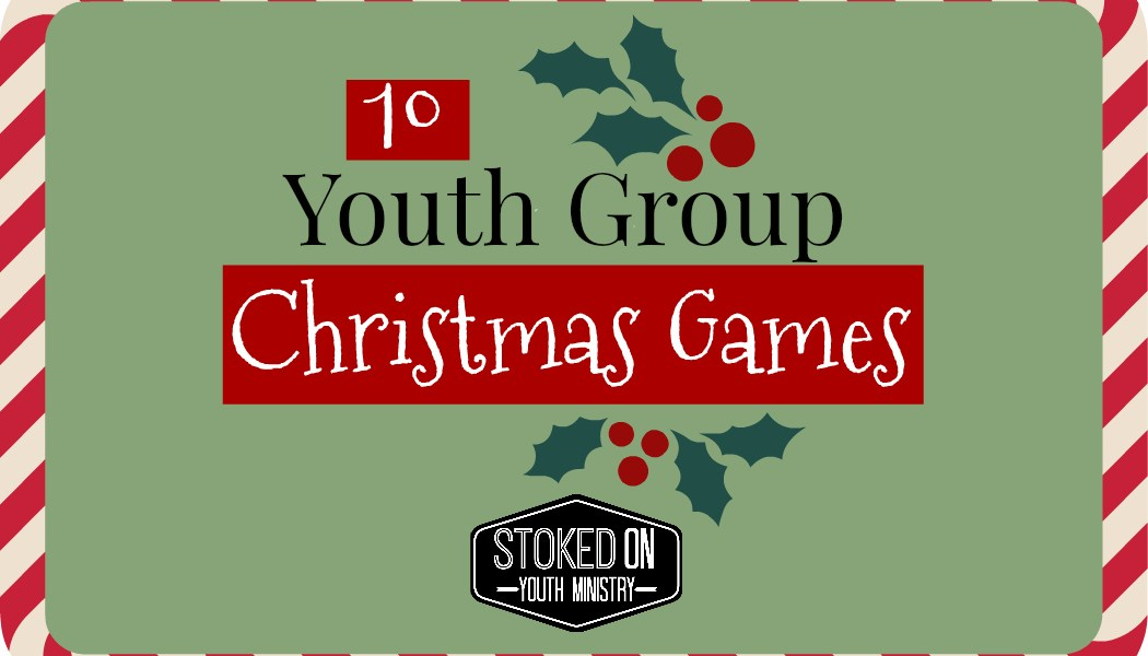 games are awesome and if you are like me the hardest part of your week is spent picking them out this time of year is nice because you can differ from - Christmas Youth Group Games