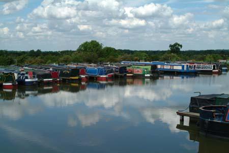 Stoke Golding Marina