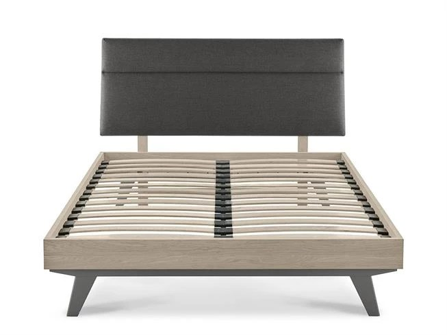 Bedroom Scandi King Size Bed Frame Buy At Stokers Fine Furniture Southport Chester And Ormskirk