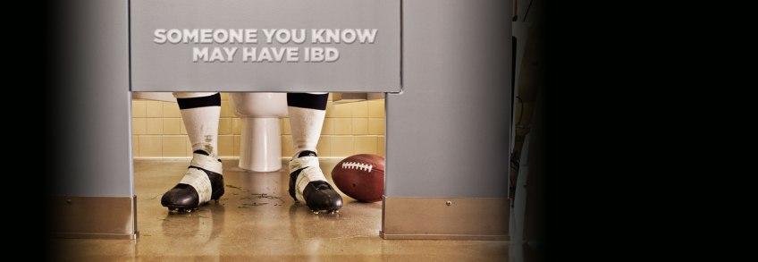 escape the stall ccfa ibd ad campaign stolen colon crohns ibd blog