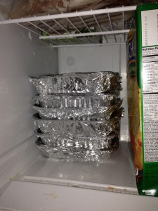 freezer meals prepare ahead cooking planning stephanie hughes stolen colon crohn's colitis ostomy blog