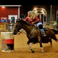 ostomy horse riding barrel racing
