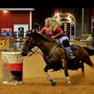 ostomy horse riding barrel racing