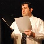 Brett Schlank, A Drinking Game's Emcee