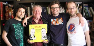 Episode 57 – Phil Proctor on Bob and Ray – The Two and Only – With Guests James Urbaniak and Jeremy Guskin