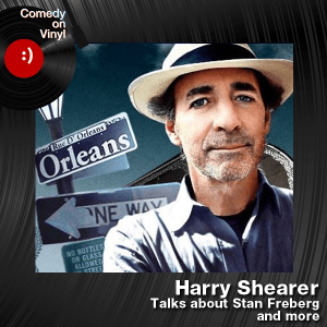 Episode 200 – Harry Shearer on Stan Freberg and More
