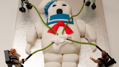 Photo of This Mr. Stay Puft's Okay!