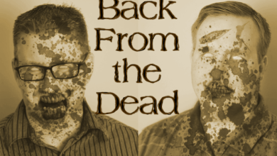 Photo of Sdfiles #39 – Back from the Dead