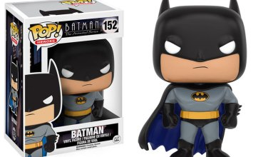 Photo of Batman: the Animated Series Pop! Line Is Coming Soon!