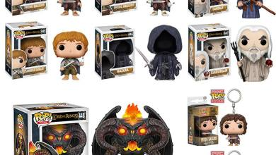Photo of Lord of the Rings Pop! Figures Coming Soon