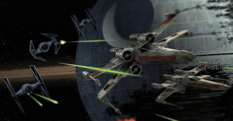 Star Wars Dog Fights