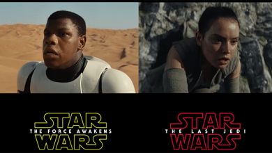 Photo of Star Wars Trailer Comparisons