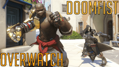 Photo of Overwatch Hero Doomfist Announced
