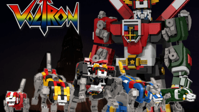 Photo of This Voltron Lego Set Is Happening