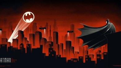Photo of Batman the Animated Series Coming to Blu-ray