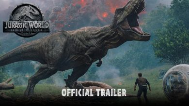 Photo of The Jurassic World: Fallen Kingdom Trailer Has Arrived