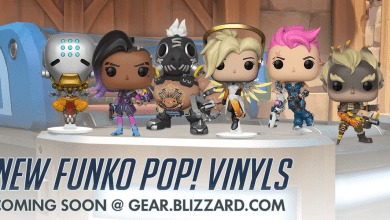 Photo of More Overwatch Funko Pop! Vinyls Coming Soon