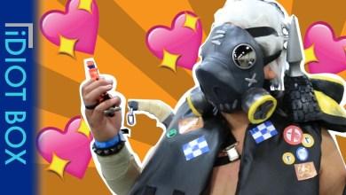 Photo of Overwatch's Roadhog Hooks His True Love