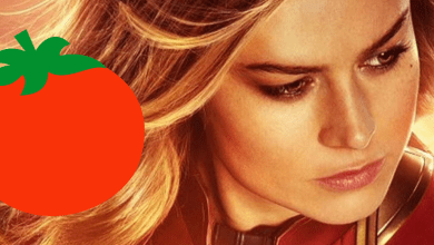 Photo of Rotten Tomatoes Shuts down Captain Marvel Trolling