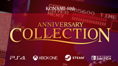 Photo of Konami Anniversary Collections Releasing This Year