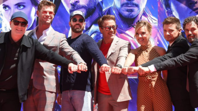 Photo of The Avengers Cast Have a Lot of Fun Together